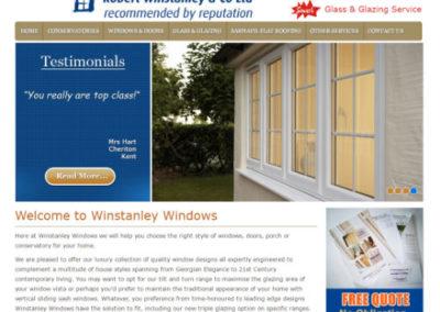 Winstanley Windows