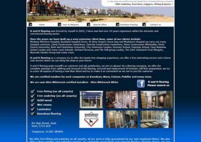 H & H Flooring Deal