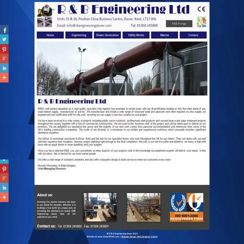 R & B Engineering Ltd