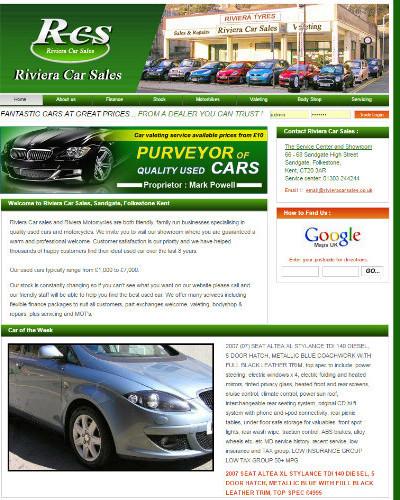 Riviera Car Sales