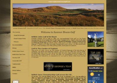 Summer Breeze Golf