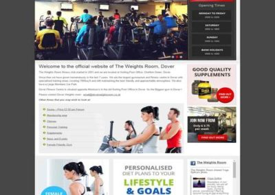 The Weights Room Dover