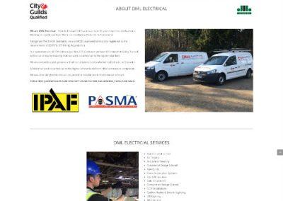 DML Electrical Kent