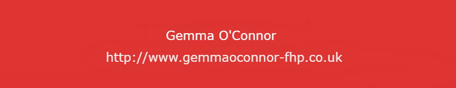 Gemma O'Connor Goes Live