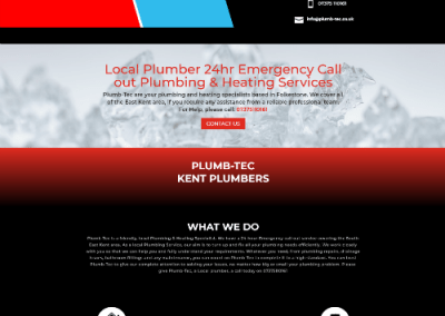 Plumb-Tec plumbers in Kent