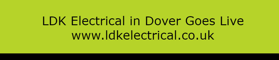 LDK Electrical Dover Banner